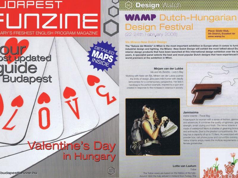 Funzine (HU) February 2008