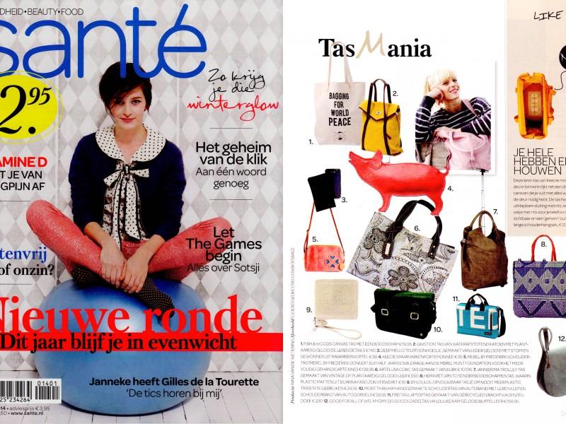 Sante (NL) February 2014