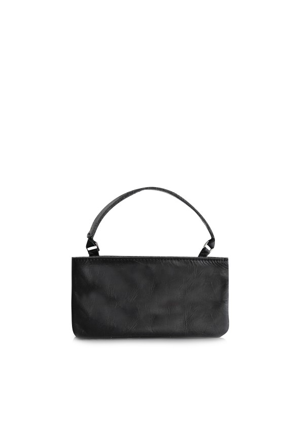 Jannissima-1314-evening purse-eco black glamour-back-119,-euro
