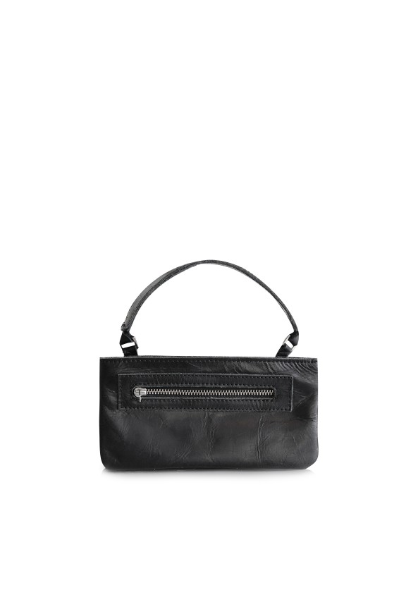 Jannissima-1314-evening purse-eco black glamour-front-119,-euro