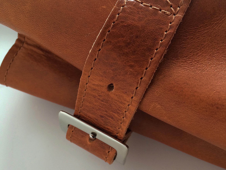 Jannissima-1336-handbag m-eco cognac glamour-buckle-399,-eurokopie