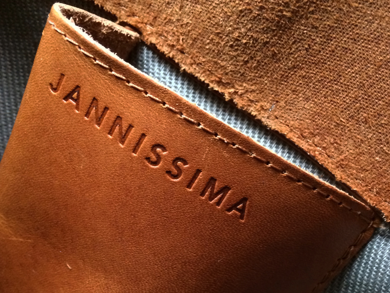 Jannissima-1336-handbag m-eco cognac glamour-pocket-399,-eurokopie