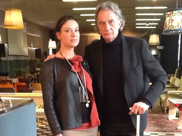 Jannissima and Paul Smith