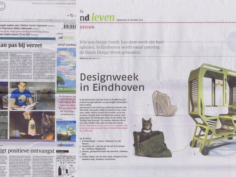 Nederlands Dagblad (NL) 2013