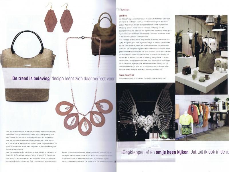 Tint Magazine (NL) 2014